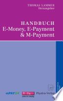 Handbuch E Money E Payment M Payment