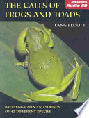 The Calls of Frogs and Toads
