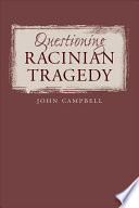 Questioning Racinian Tragedy