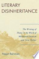 Literary Disinheritance
