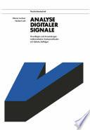 Analyse digitaler Signale