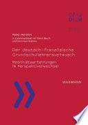 Der deutsch franz  sische Grundschullehreraustausch