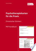 Psychotherapiekarten für die Praxis: Chronischer Schmerz