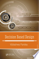 Decision Based Design