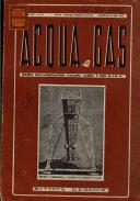 Acqua e gas giornale della Federazione nazionale fascista industrie del gas e degli acquedotti