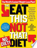 The Eat This  Not That  No Diet Diet