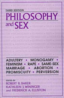 Philosophy And Sex
