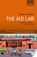 The Aid Lab Day Plaudits For Its Human Development