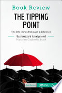 Book Review  The Tipping Point by Malcolm Gladwell