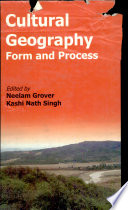 Cultural Geography  Form and Process