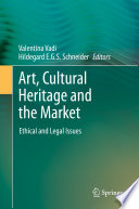 Art  Cultural Heritage and the Market