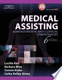 Medical Assisting  Administrative and Clinical Competencies