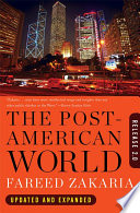The Post American World  Release 2 0  International Edition