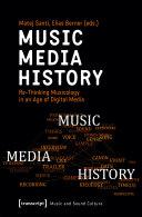 Music - Media - History Book