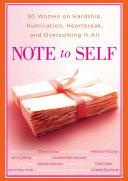 download ebook note to self pdf epub
