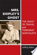 Mrs  Shipley s Ghost