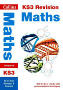Collins New Key Stage 3 Revision   Maths  Advanced