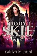 Project S.K.I.E. Book Cover
