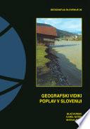 Geografski vidiki poplav v Sloveniji