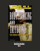 Body Piercing and Tattooing