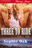 Three to Ride  Nights in Bliss  Colorado 1