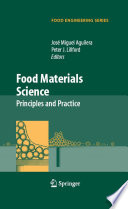 Food Materials Science book