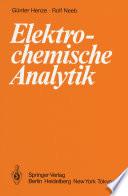 Elektrochemische Analytik