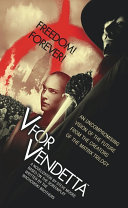 V For Vendetta Pdf/ePub eBook