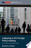 Lobbying in EU Foreign Policy making