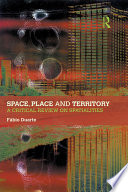 Space  Place and Territory
