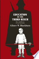 illustration Education in the Third Reich, Race and History in Nazi Textbooks