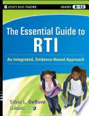 The Essential Guide to RTI Pdf/ePub eBook