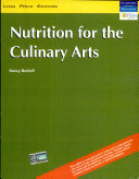 Nutrition For The Culinary Arts
