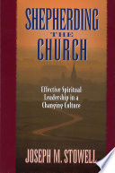 Shepherding the Church