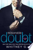 Reasonable Doubt : i'm most adamant about: honesty. complete and utter...