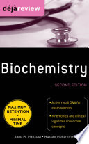 Deja Review Biochemistry  Second Edition