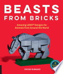 Beasts From Bricks : lego bricks have fueled the imaginations...