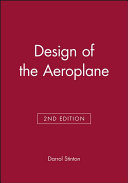 The Design of the Aeroplane