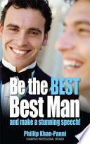 Be the Best Best Man and Make a Stunning Speech!