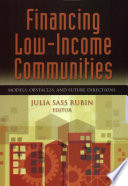 Financing Low Income Communities