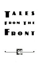 Tales from the Front