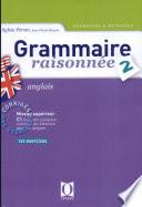 Grammaire raisonn  e 2   Anglais   Corrig  s des exercices