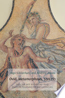Ovid Metamorphoses 3 511 733