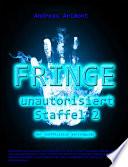 Fringe unautorisiert   Staffel 2  Der inoffizielle Serienguide