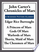 John Carter s Chronicles of Mars