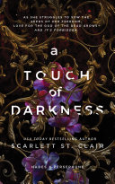 A Touch of Darkness Book