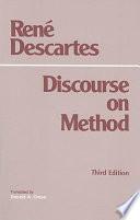 Discourse on Method  Third Edition