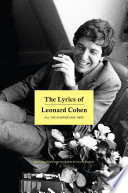 The Lyrics Of Leonard Cohen  All The Answers Are Here