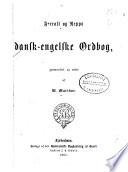 Dansk engelske ordbog