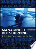 Managing IT Outsourcing  Second Edition